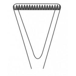 "Detail - Chirurgická pinzeta ""COLLIN-DUVAL"""