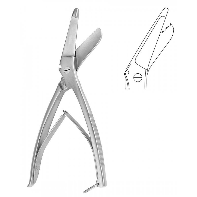 Nůžky na sádru