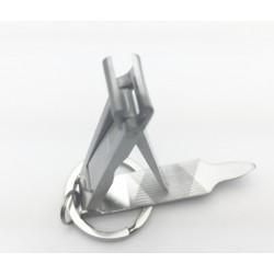 Štípačky na nehty - NEREZ OCEL - střední 62 mm