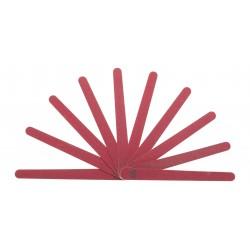 Pilník na nehty profesionální smirkový 10 ks 120/150