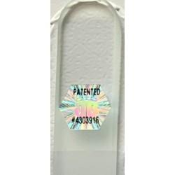 Blažek GLASS pilník na manikúru skleněný barevný krátký