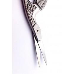 Nůžky párací jemné s malými kroužky - PTÁK