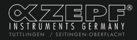 ZEPF MEDICAL INSTRUMENTS GMBH®